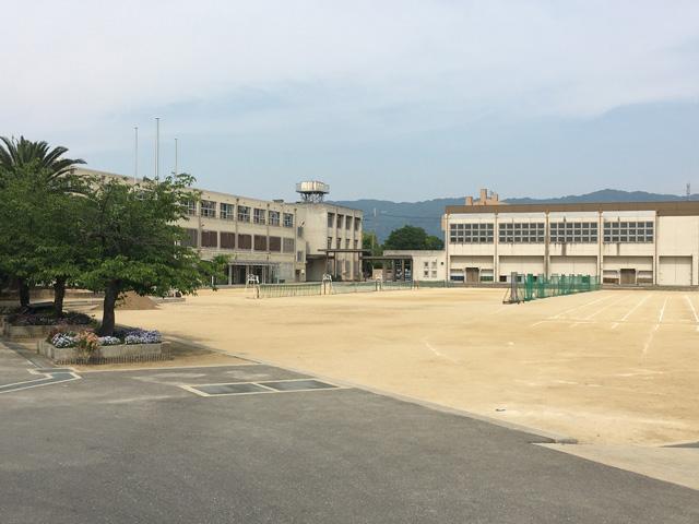 八尾市立八尾中学校区の不動産の購入