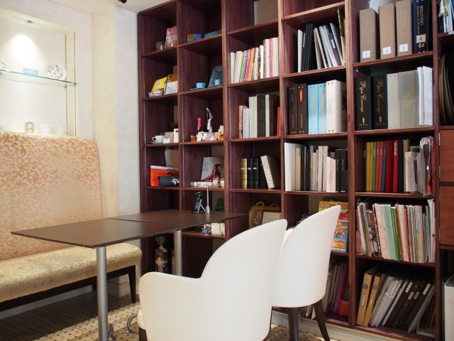 男の基本的な書斎