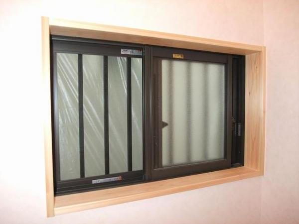 引き違い窓のイメージ画像です。