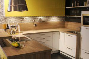 リフォーム用キッチンの写真です。