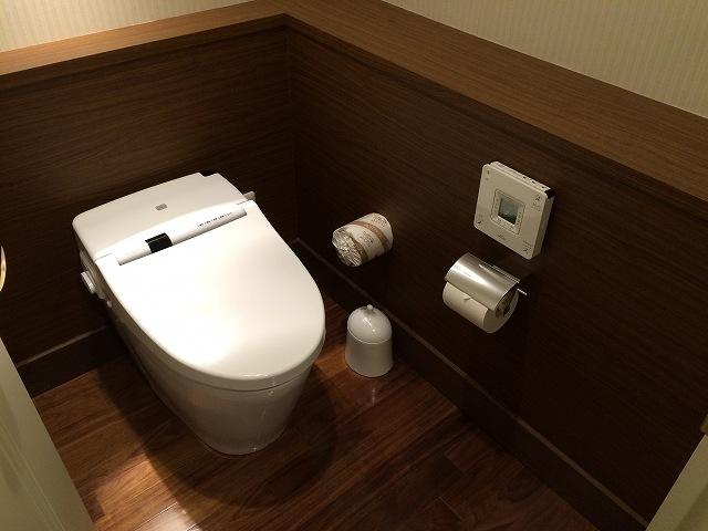 最新トイレの画像です