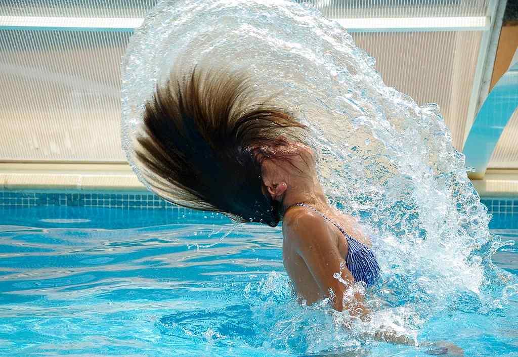 人気プールのイメージ画像です