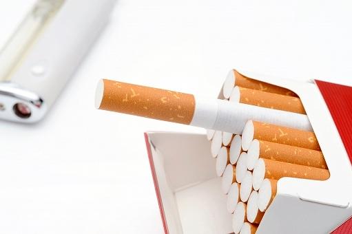 タバコの画像です