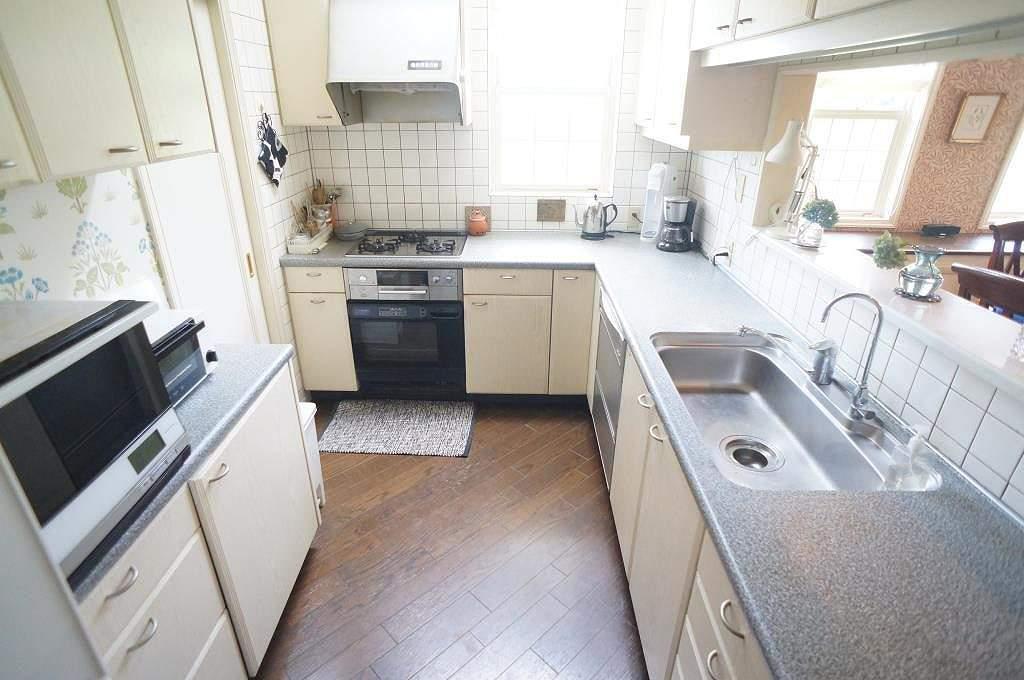 キッチンの画像です