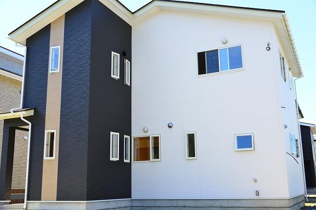 一戸建て住宅の画像です