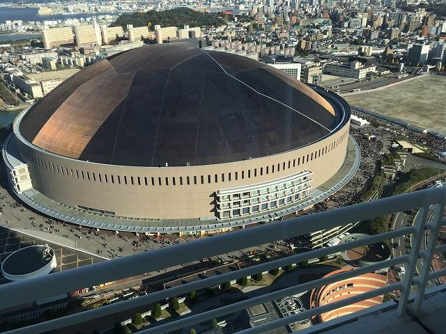 福岡ドームの画像です
