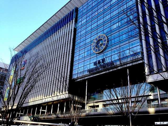 博多駅の画像です