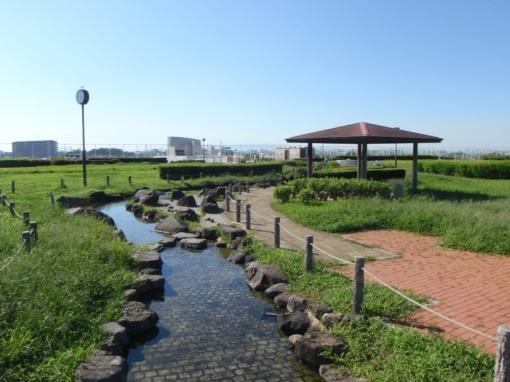 大井水みらいセンター・ふれあい広場の画像です