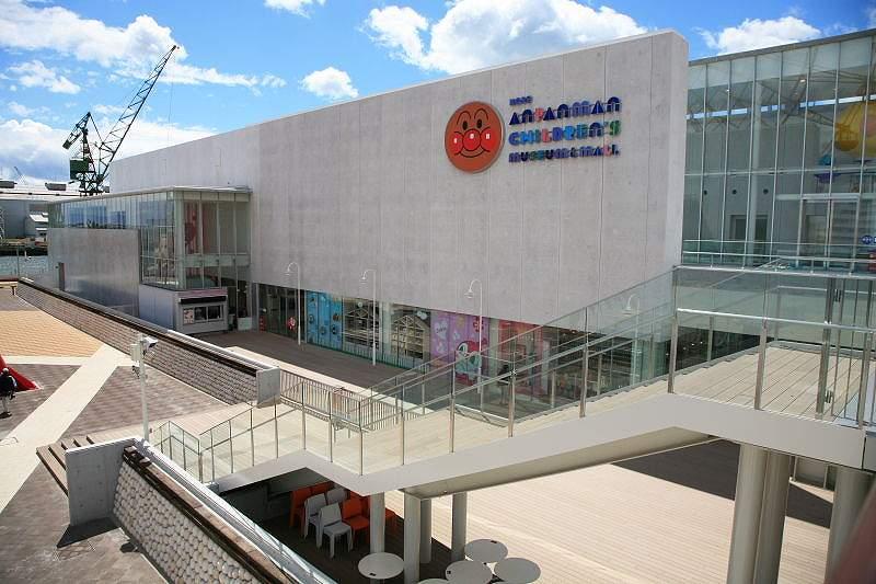 神戸アンパンマンこどもミュージアム&モール(兵庫)の画像です。