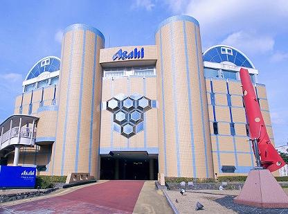 アサヒビール博多工場の画像です