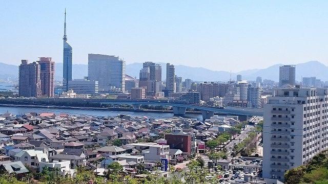 福岡市の高級住宅はどこ?のイメージ画像です。