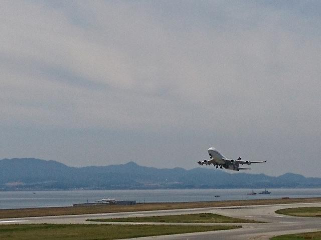 関西国際空港の画像です