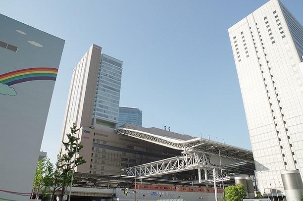 大阪駅の画像です