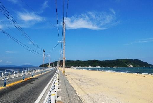 志賀島の画像です