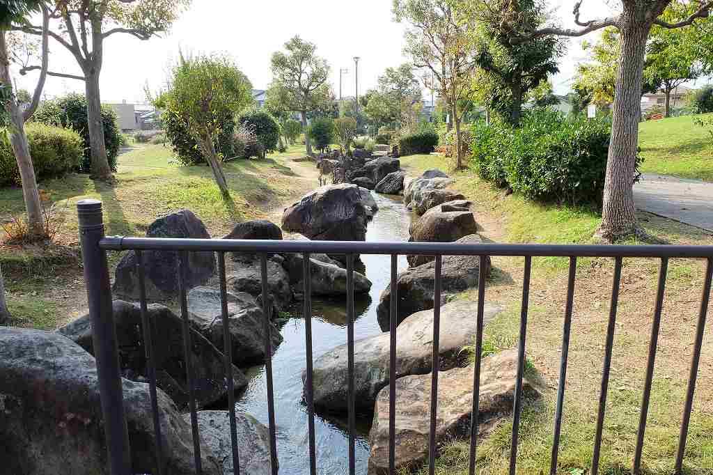 登美丘北公園の画像です