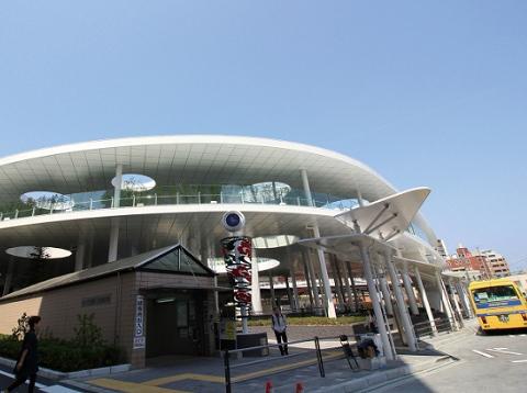 茨木駅の画像です