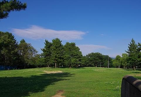 久宝寺緑地の画像です