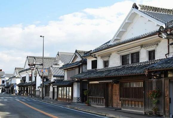 うきは市 吉井町の画像です