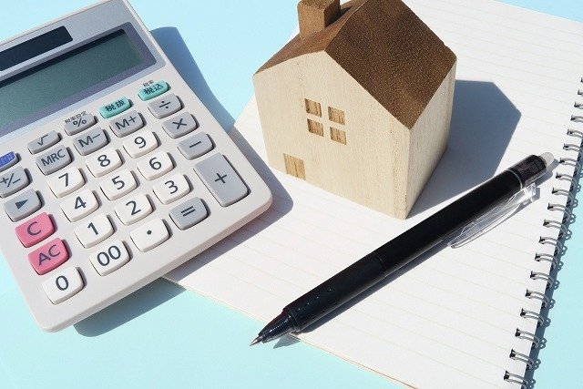住宅購入費用のイメージ画像です