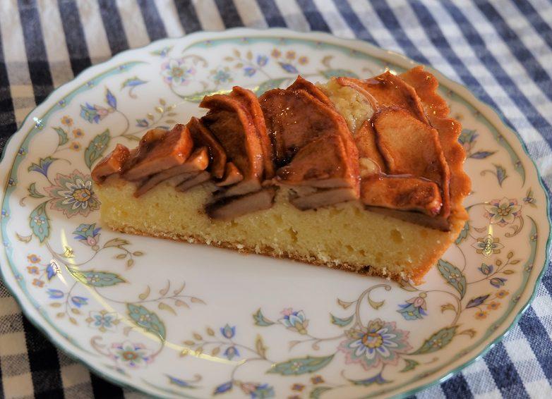 カットケーキの画像です