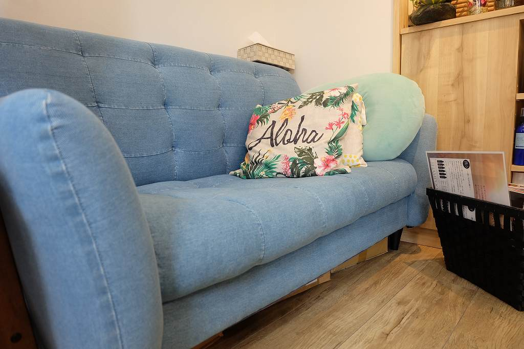 ソファーの画像です