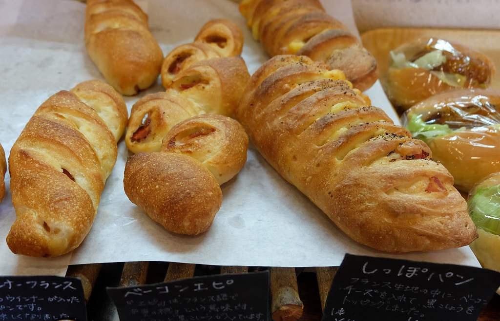 フランスパンの画像です