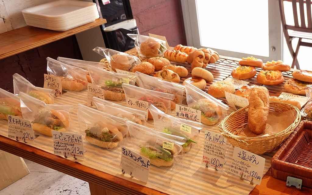 総菜パンの画像です