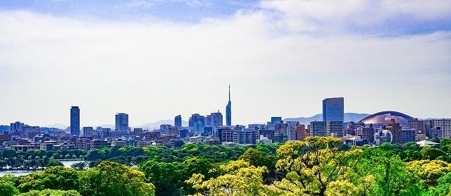 福岡市の画像です