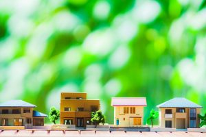 住宅選びのイメージ画像です