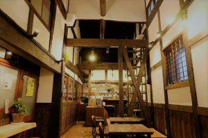 ゆくるカフェ店内の画像です