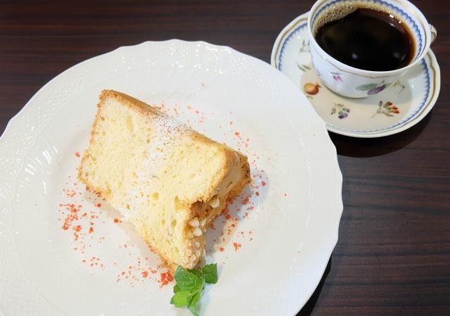 ケーキの画像です