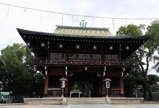 石切神社の画像です