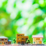 住宅街のイメージ画像です