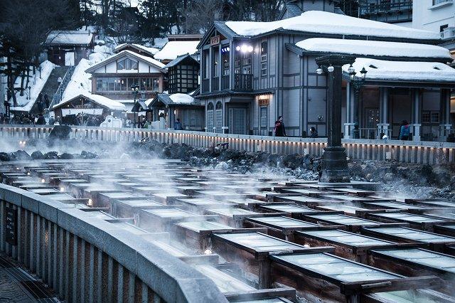 草津温泉の画像です