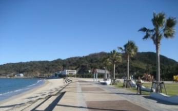長垂海浜公園の画像です