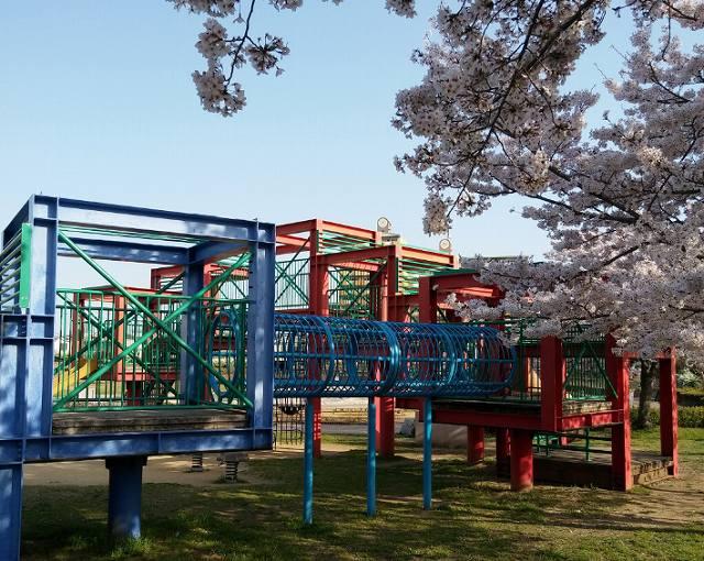 新町南公園の画像です