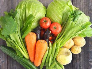 野菜の画像です