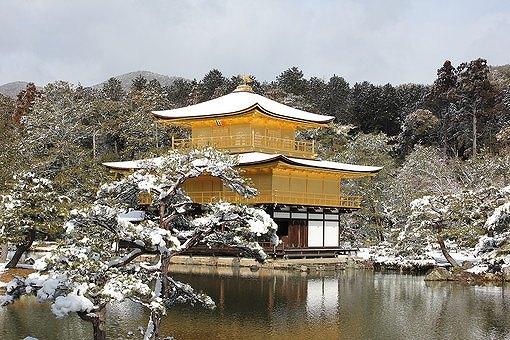 金閣寺の画像です