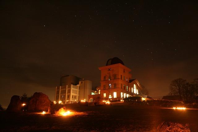 西播磨天文台の画像です