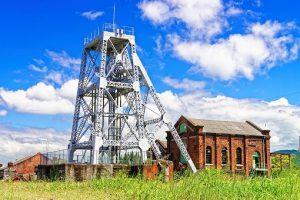 三池炭鉱の画像です