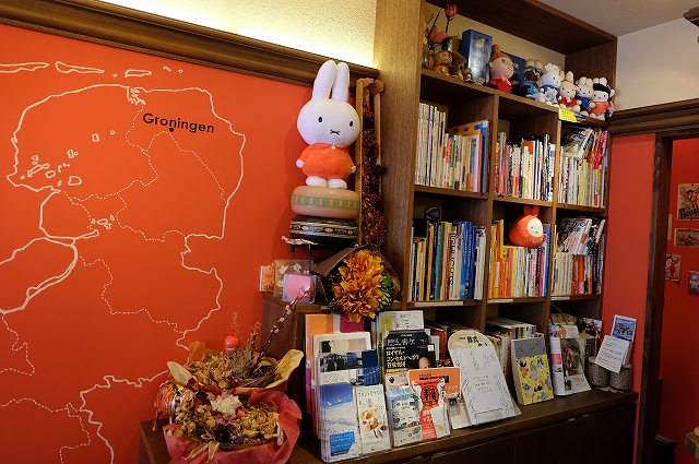 本棚の画像です