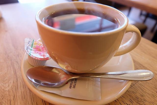 コーヒーの画像です