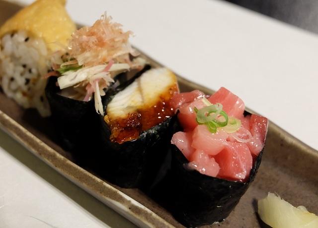 お寿司の画像です