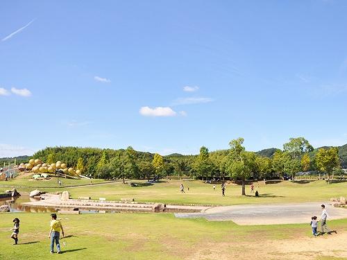 四季の郷公園の画像です