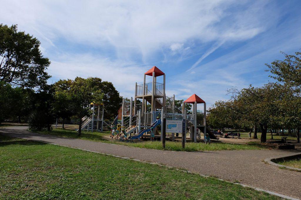 金岡公園の画像です
