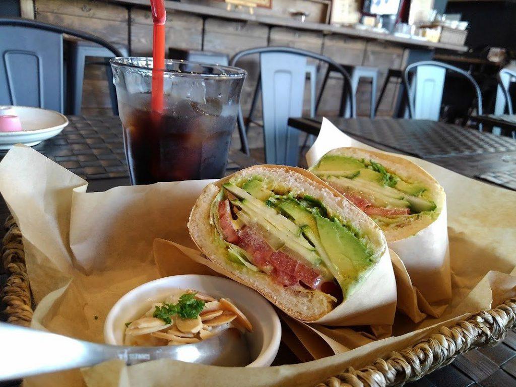 サンドイッチの画像です