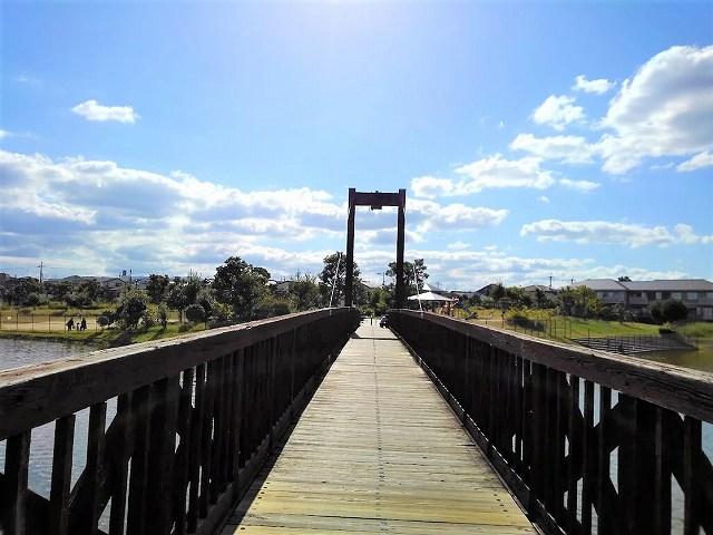 橋の画像です