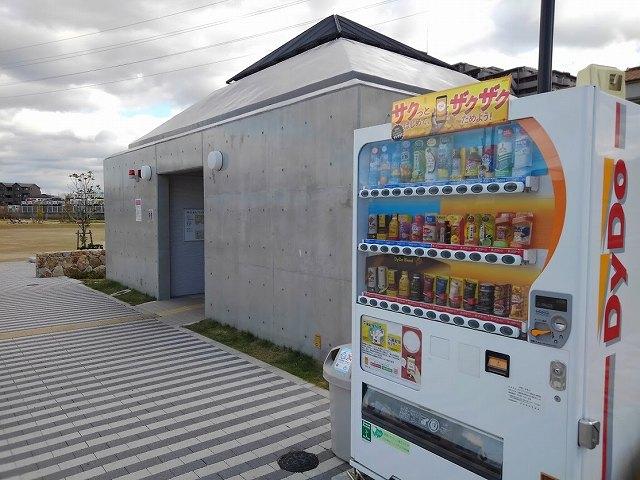 自動販売機の画像です