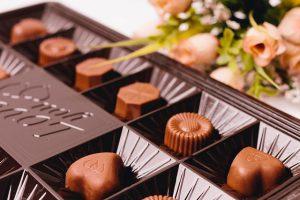 チョコレートの画像です