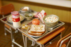 給食のイメージ画像です